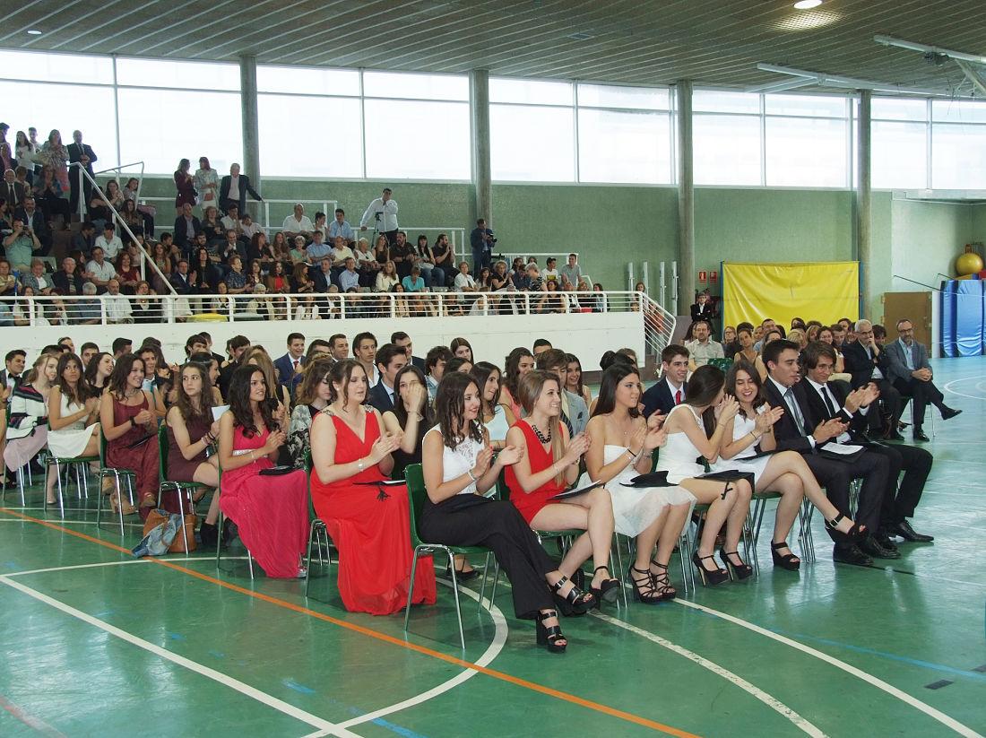 Festa de Graduació de Batxillerat