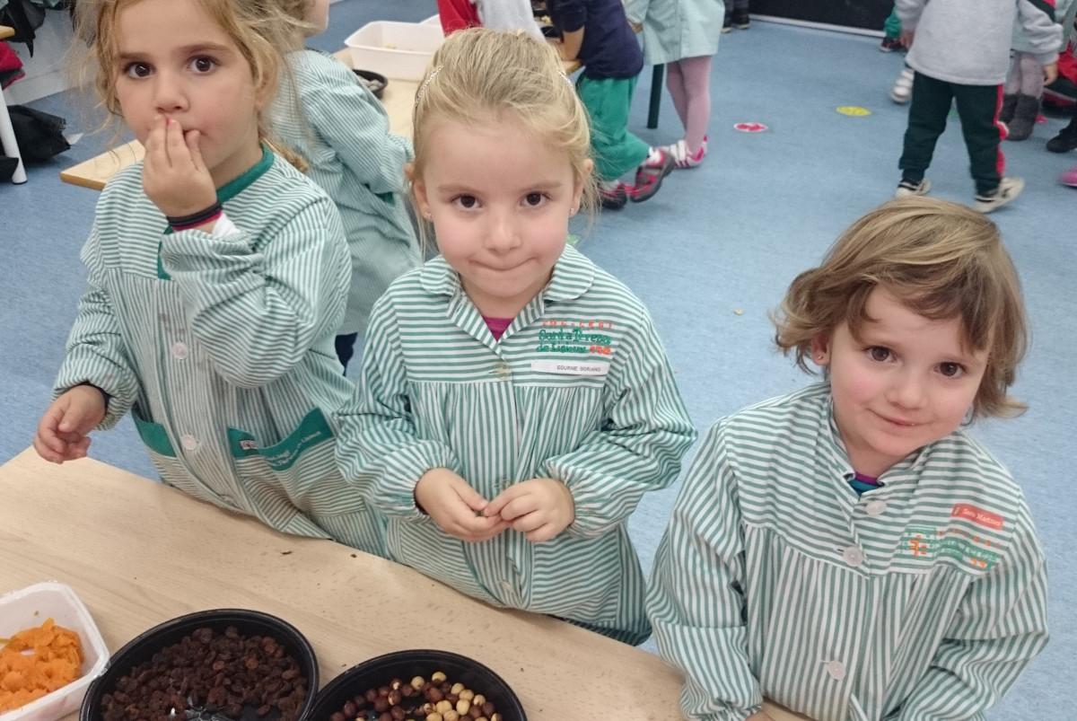 Educació infantil, Santa Teresa de Lisieux 03