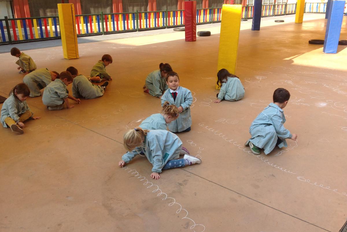 Educació infantil, Santa Teresa de Lisieux 06