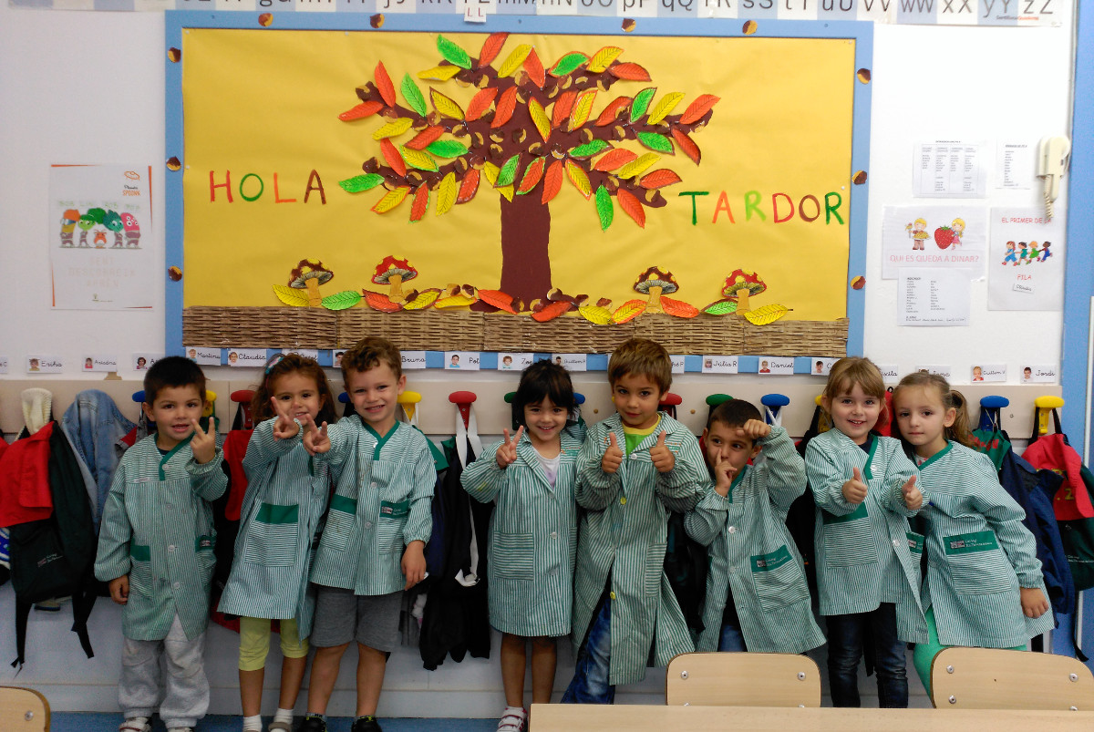 Educació infantil, Santa Teresa de Lisieux 08