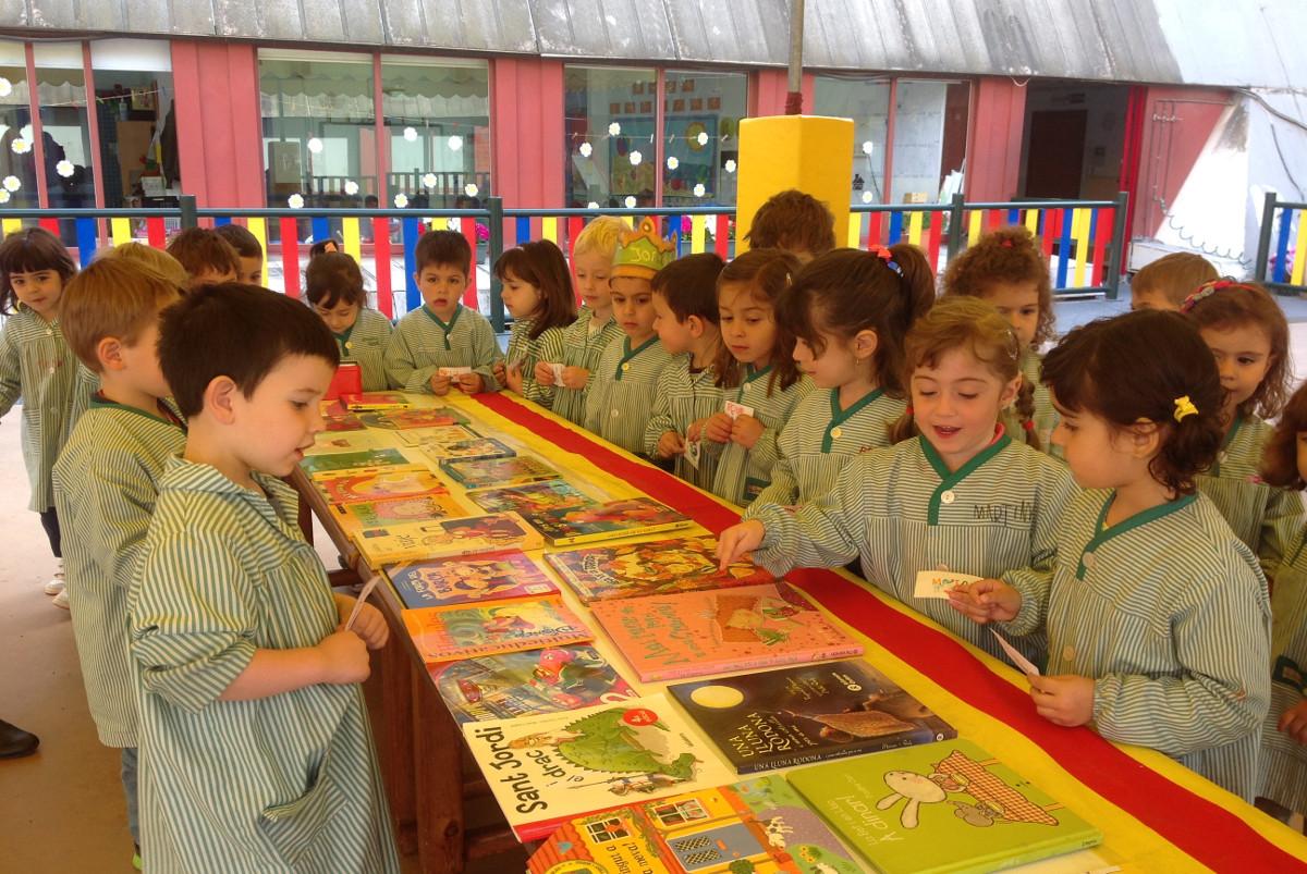 Educació infantil, Santa Teresa de Lisieux 07