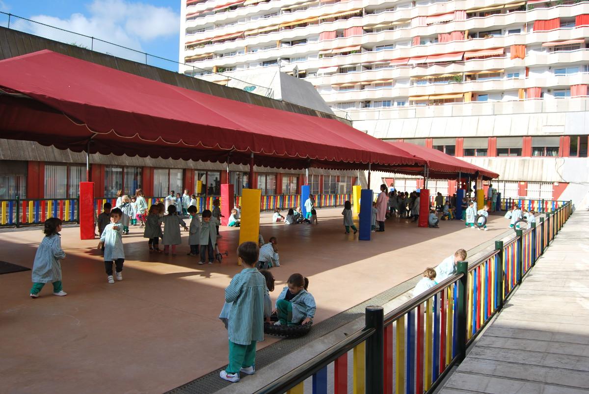 Educació infantil, Santa Teresa de Lisieux 01