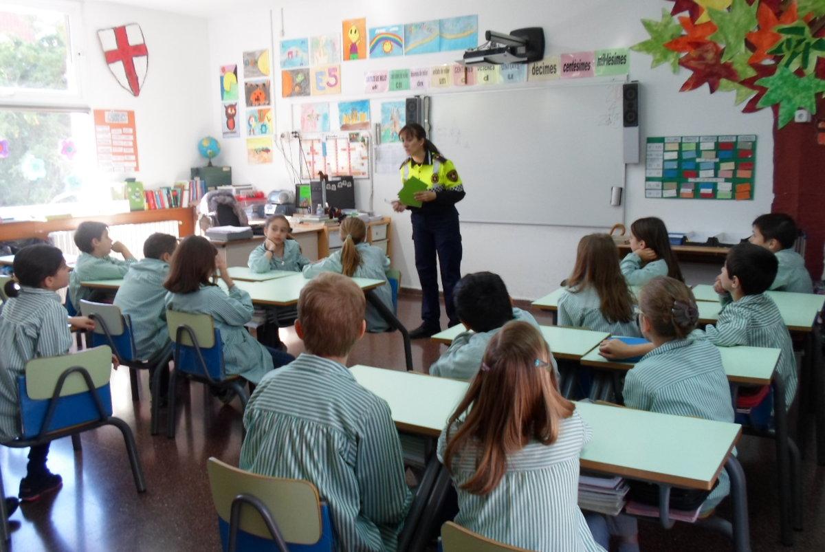 Educació Primària, Santa Teresa de Lisieux 11