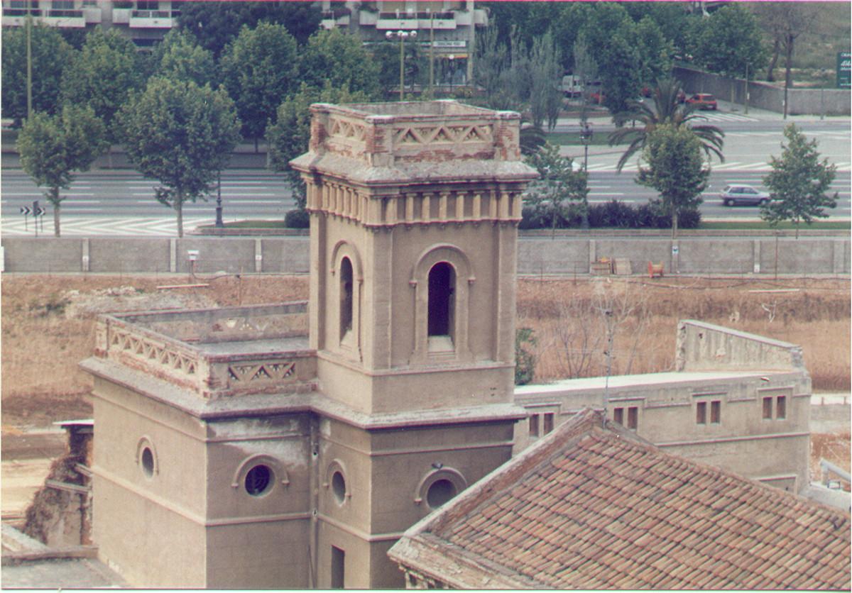 Imatges històriques del Col·legi Santa Teresa de Lisieux 03