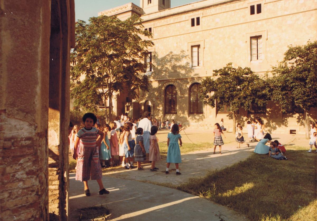 Imatges històriques del Col·legi Santa Teresa de Lisieux 05