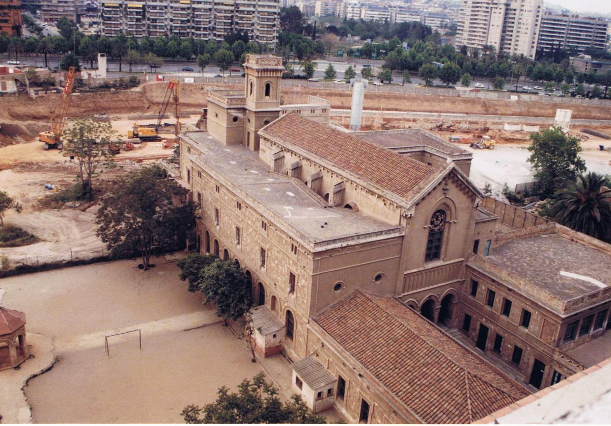 Imatges històriques del Col·legi Santa Teresa de Lisieux 09