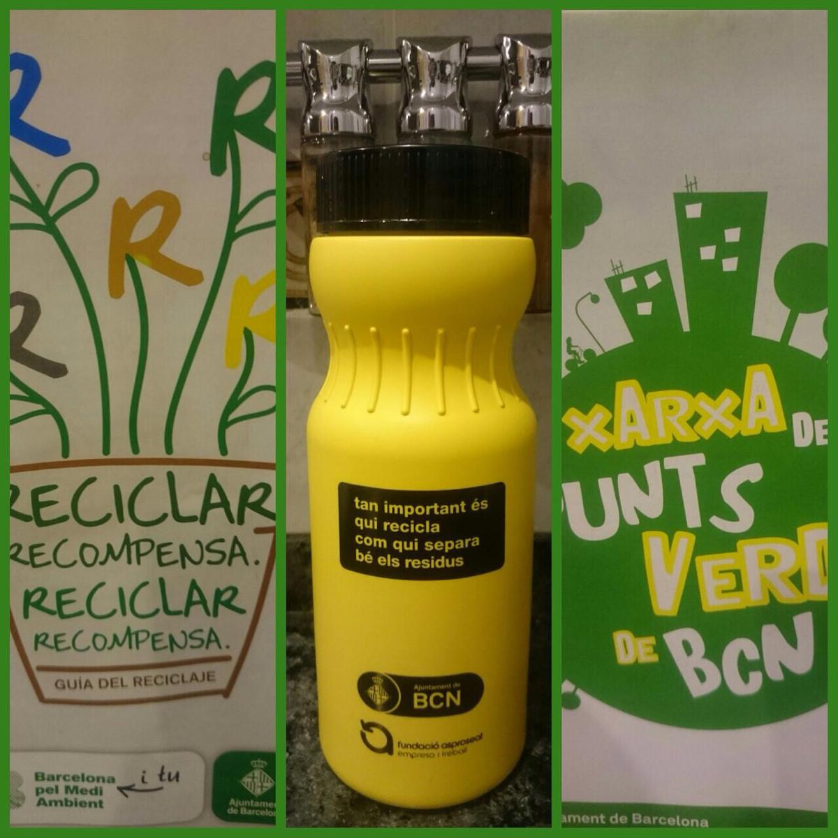 Reciclar l'oli és molt important!