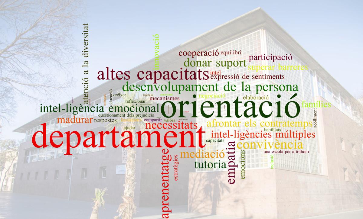 Departament d'Orientació I Psicopedagògic (DOIP)