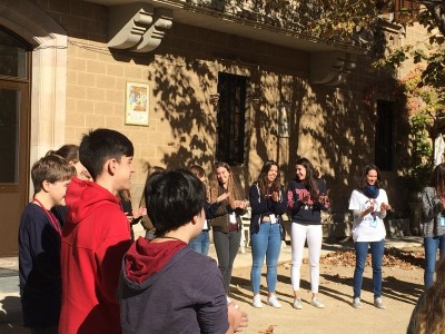 Projecte Scholas ciutadania