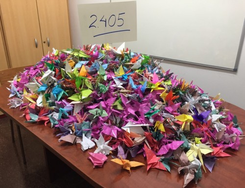 2405 origamis!