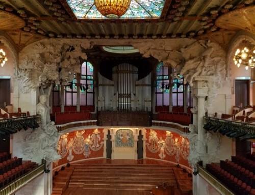 El Palau de la Música i el seu orgue