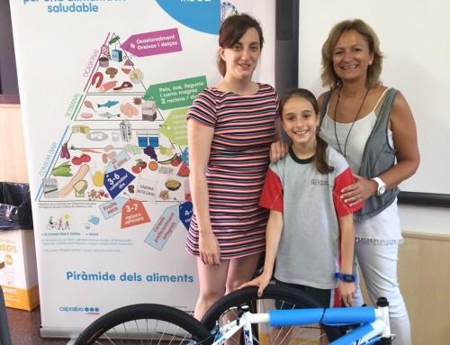Marta Llobera, 2n premi del concurs «Tria bo tria sa»