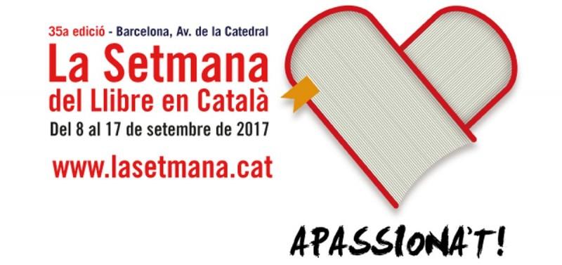 Setmana del Llibre en Català 2017
