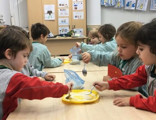 Dia de la ciència a Infantil