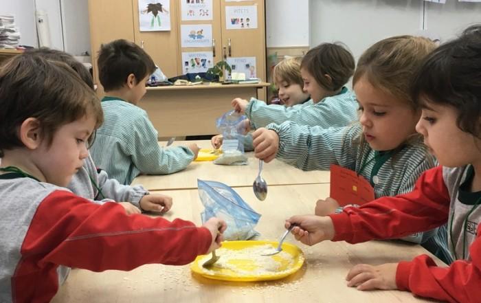 Ciència a Infantil