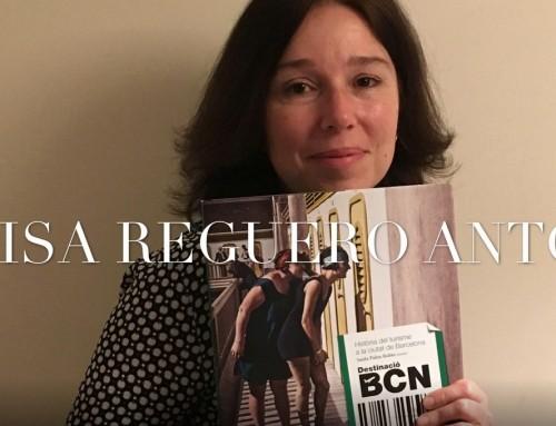 Entrevista a Elisa Reguero Antón, Dia Internacional de les Dones 2018