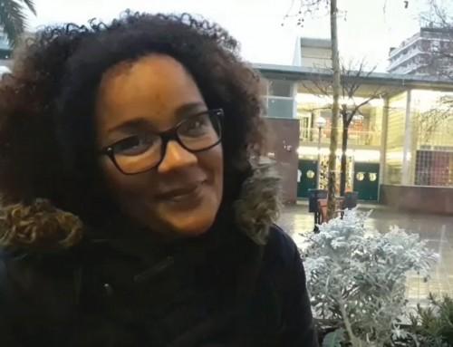 Entrevista a Carol Muakuku, Dia Internacional de les Dones 2018