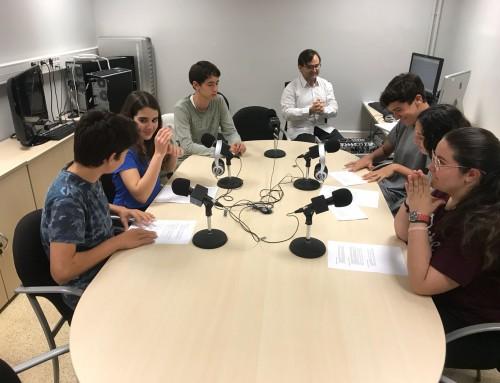 Programa de ràdio al CRP