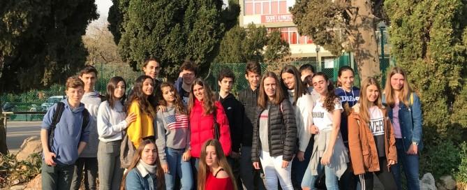 Participació de l'alumnat de 3r d'ESO al projecte Scholas Ciutadania