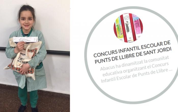Marta Canudas, premi punt de llibre de Sant Jordi