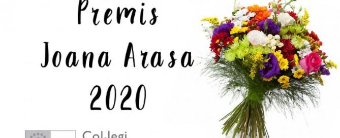Premis Joana Arasa 2020