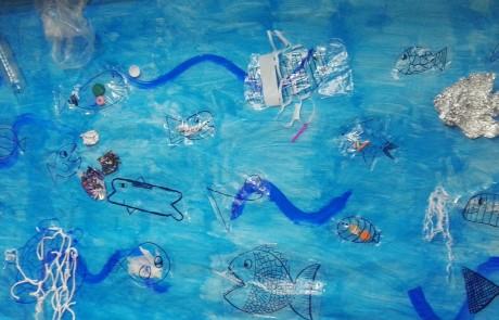 Mural Peixos