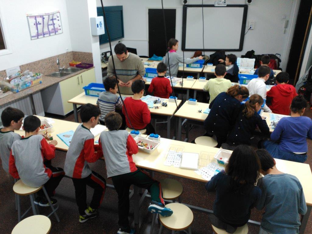 Lego Hour al Santa Teresa de Lisieux
