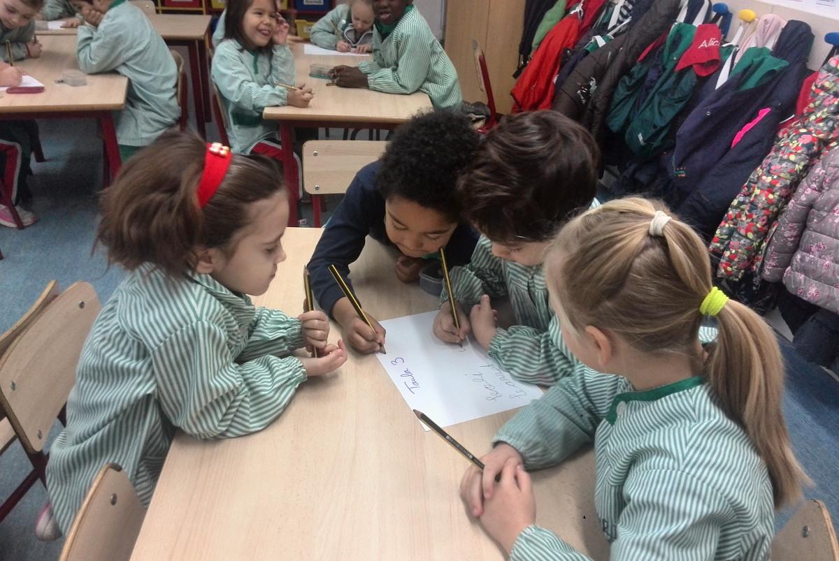 Educació infantil, Santa Teresa de Lisieux 09