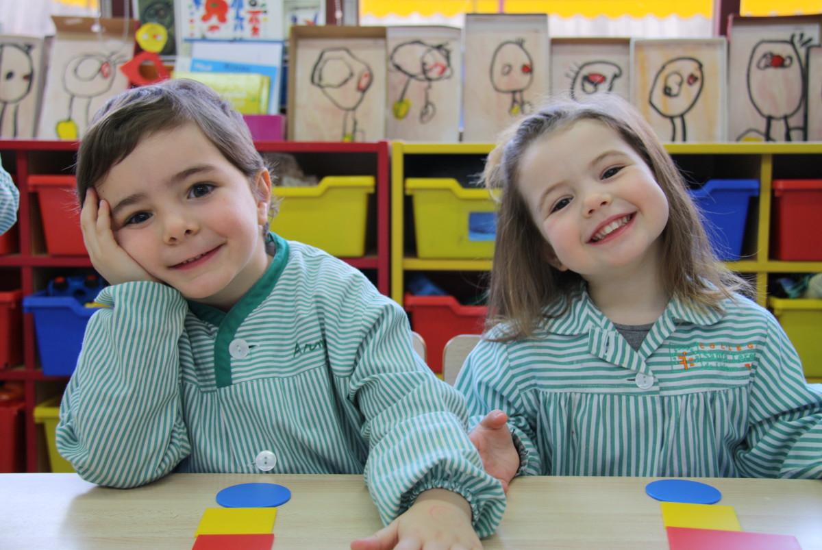 Educació infantil, Santa Teresa de Lisieux 02