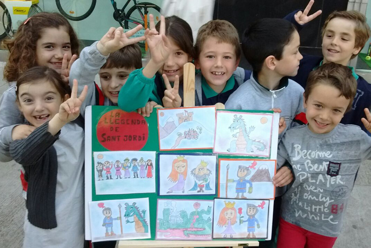 Educació Primària, Santa Teresa de Lisieux 06