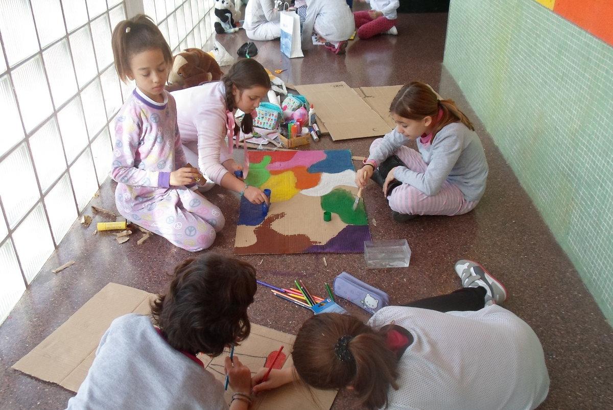 Educació Primària, Santa Teresa de Lisieux 13