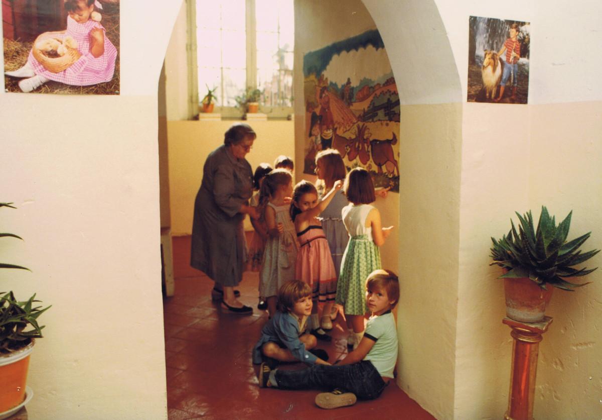 Imatges històriques del Col·legi Santa Teresa de Lisieux 08