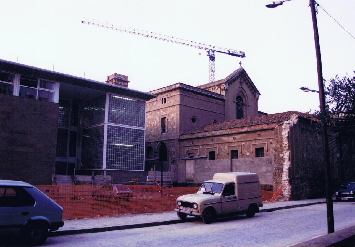 Imatges històriques del Col·legi Santa Teresa de Lisieux 10