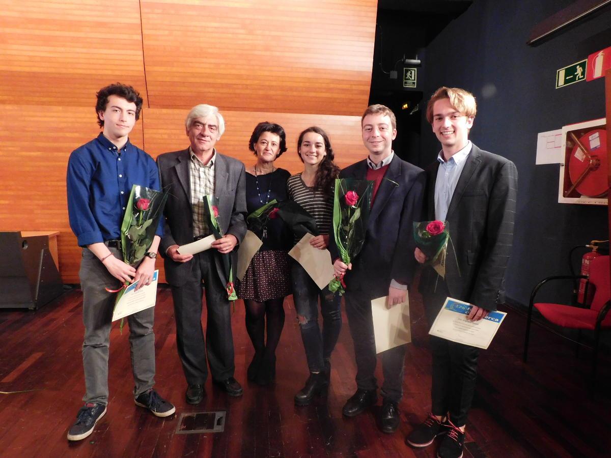Premi per a l'Eric Anguera Aixalà