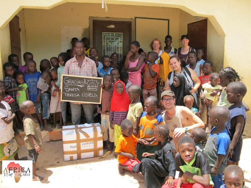Àfrica Stop Malària ens visita