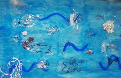 Mural Peixos 2
